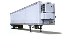 refrigerated trailers for export miami